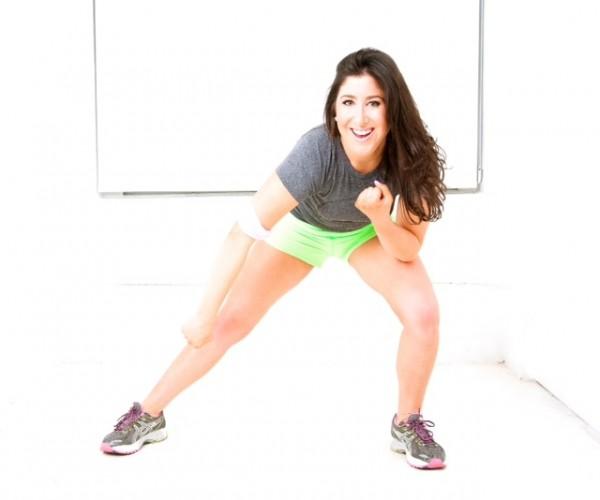 Fitness Headshot!