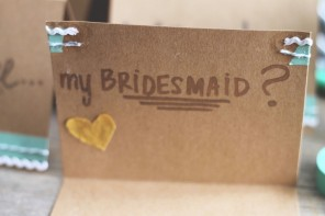 FROM 5 BRIDESMAID SURVIVAL TIPS