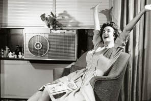 FROM A NEW YORKER'S RELATIONSHIP WITH THEIR AIR CONDITIONER